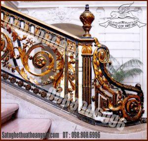 Cầu thang nghệ thuật 01