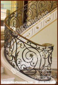Cầu thang nghệ thuật 10