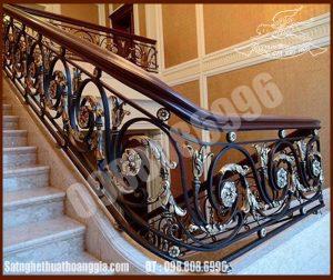 Cầu thang nghệ thuật 11
