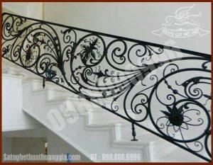 Cầu thang nghệ thuật 16