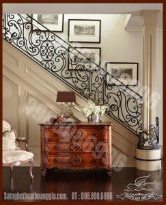 Cầu thang nghệ thuật 04