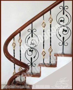 Cầu thang nghệ thuật 05