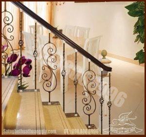 Cầu thang nghệ thuật 06
