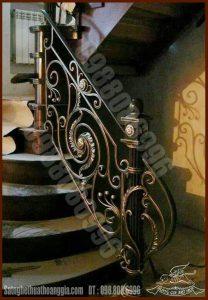 Cầu thang nghệ thuật 09